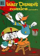 Walt Disney's Comics and Stories Vol 1 196