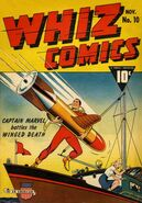 Whiz Comics Vol 1 10