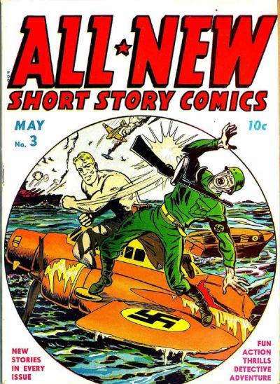 All-New Short Story Comics Vol 1