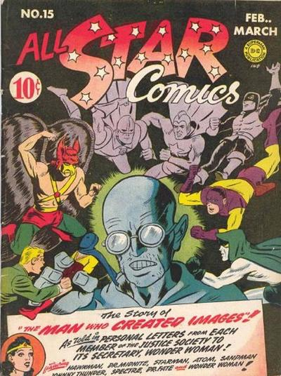 All-Star Comics Vol 1 15
