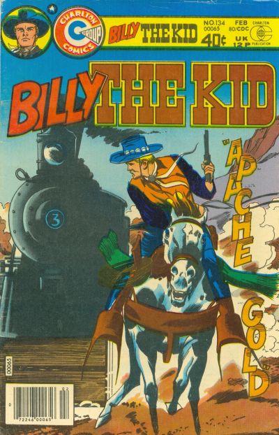 Billy the Kid Vol 1 134