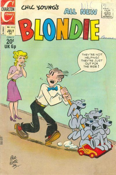 Blondie Vol 1 205