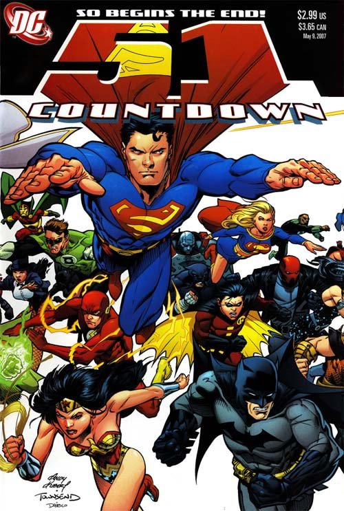 Countdown/Covers
