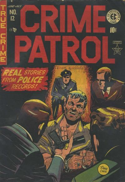 Crime Patrol Vol 1 12