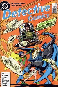 Detective Comics Vol 1 573