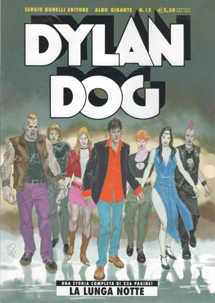 Dylan Dog Albo Gigante Vol 1 15