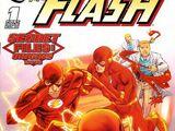 Flash Secret Files and Origins Vol 1 2010