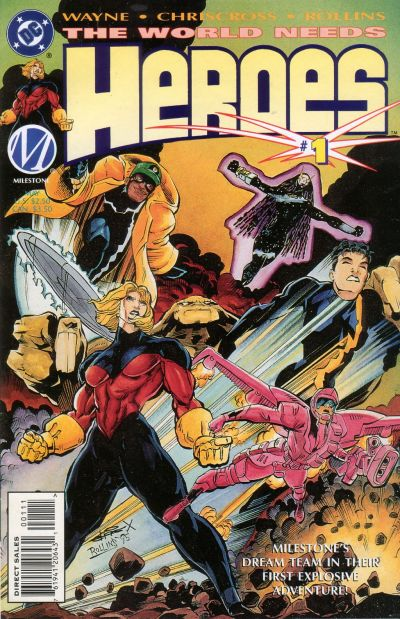 Heroes/Covers