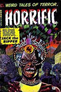 Horrific Vol 1 6