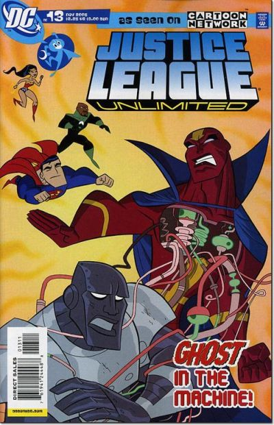 Justice League Unlimited Vol 1 13