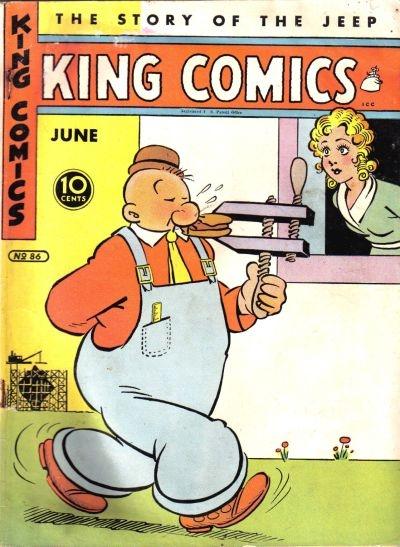 King Comics Vol 1 86