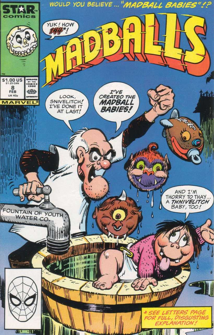 Madballs Vol 1 8