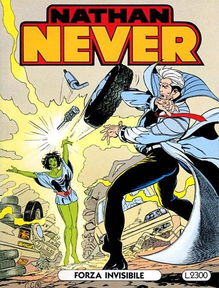 Nathan Never Vol 1 5