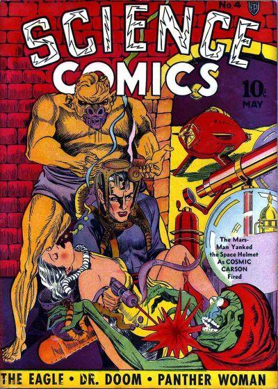 Science Comics Vol 1 4