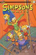 Simpsons Comics Vol 1 7