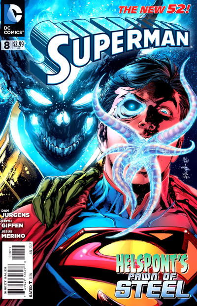 Superman Vol 3 8