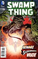 Swamp Thing Vol 5 20