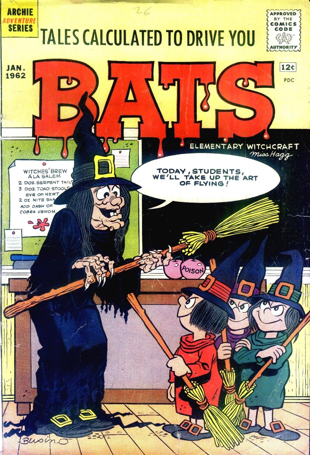 Tales Calculated to Drive You Bats Vol 1 2