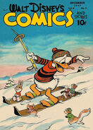 Walt Disney's Comics and Stories Vol 1 87