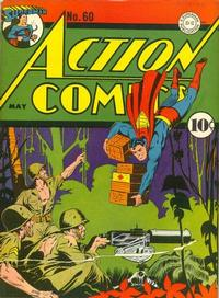 Action Comics Vol 1 60