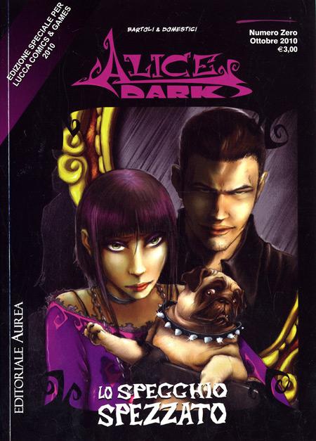 Alice Dark Vol 1 0