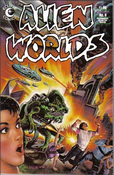 Alien Worlds Vol 1 8