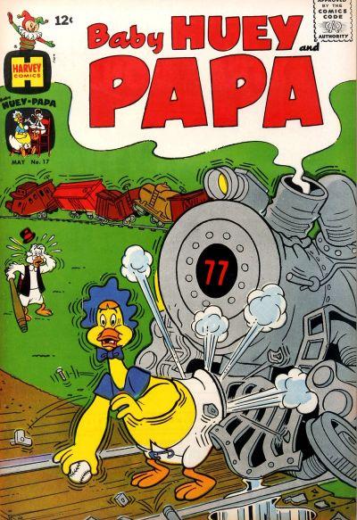 Baby Huey and Papa Vol 1 17