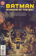 Batman Shadow of the Bat Vol 1 50