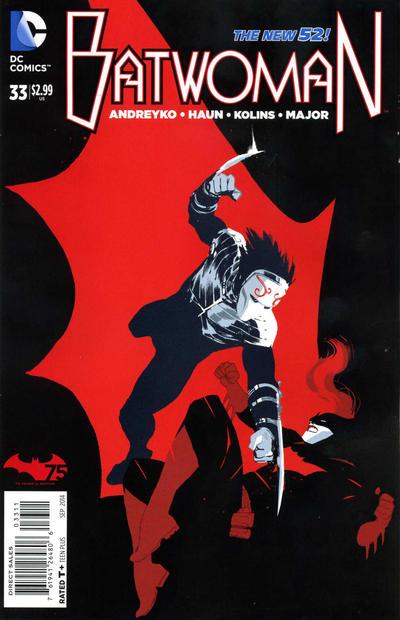 Batwoman Vol 2 33