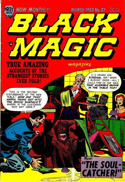Black Magic Vol 1 22
