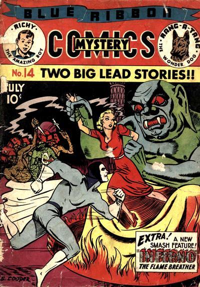 Blue Ribbon Comics Vol 1 14