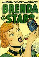 Brenda Starr Comics Vol 1 8