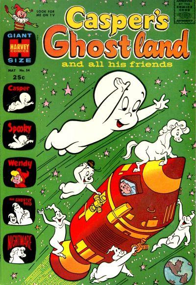Casper's Ghostland Vol 1 54