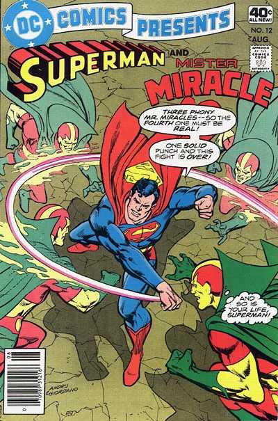 DC Comics Presents Vol 1 12
