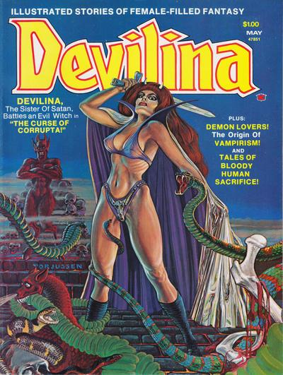 Devilina Vol 1 2