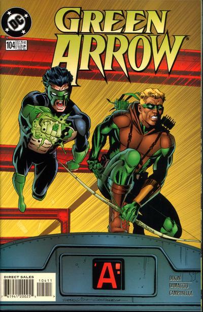 Green Arrow Vol 2 104