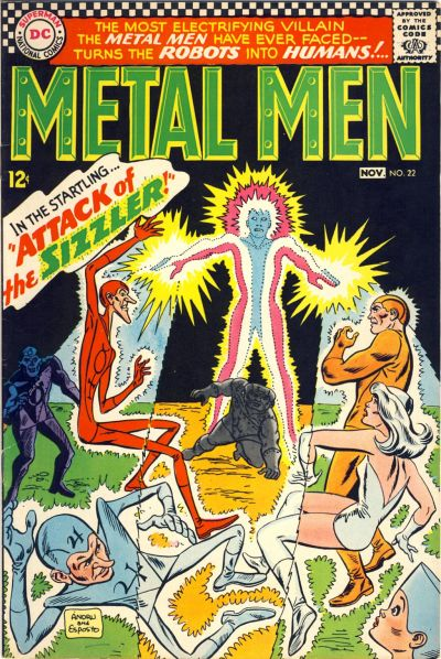 Metal Men Vol 1 22