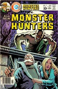 Monster Hunters Vol 1 9