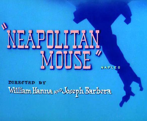 Neapolitan Mouse