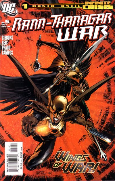 Rann-Thanagar War Vol 1 5