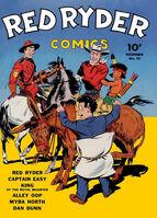 Red Ryder Comics Vol 1 10