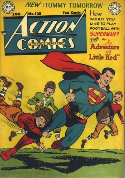 Action Comics Vol 1 128