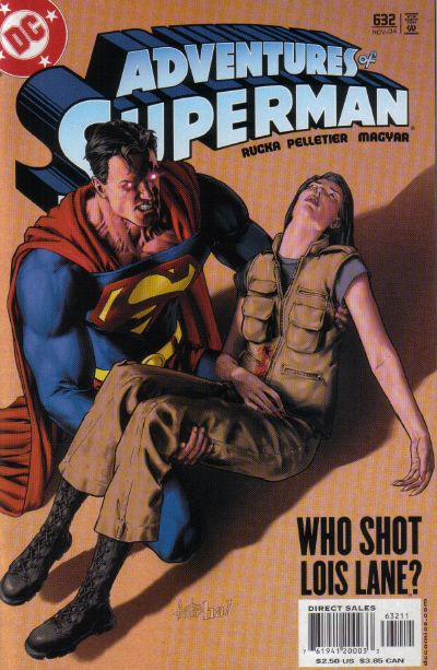 Adventures of Superman Vol 1 632
