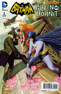 Batman '66 Meets The Green Hornet Vol 1 2