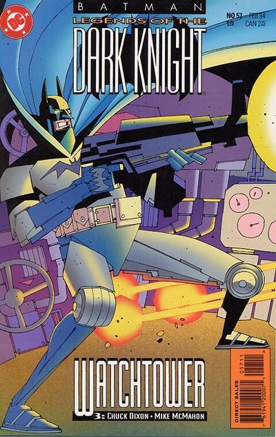 Batman: Legends of the Dark Knight Vol 1 57