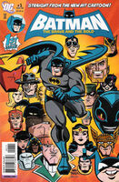 Batman The Brave and the Bold Vol 1 1
