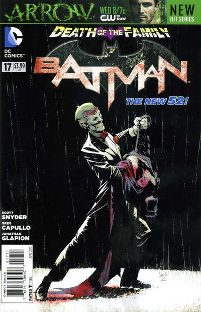 Batman Vol 2 17