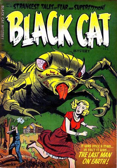 Black Cat Comics Vol 1 53