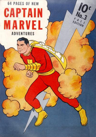 Captain Marvel Adventures Vol 1 3