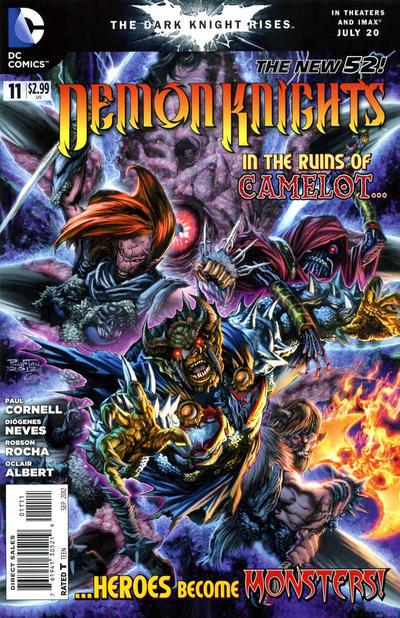 Demon Knights Vol 1 11